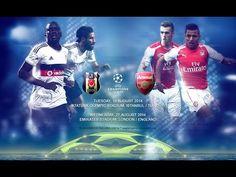 {Watch} [][] Besiktas vs  Arsenal Live Streaming Online UEFA Champions L...