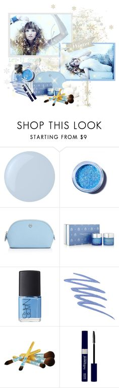 """Winter Sparkle"" by youaresofashion ❤ liked on Polyvore featuring beauty, Essie, Lime Crime, Tory Burch, Omorovicza, NARS Cosmetics and Stila"