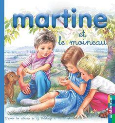Martine et le moineau - Gilbert Delahaye, Marcel Marlier - 2203111623 - 9782203111622