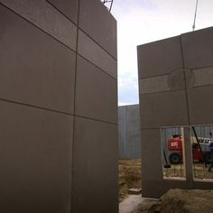 Beautiful Preformed Basement Walls