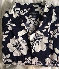 Aloha Hawaiian Floral Shirt Size 2 XL