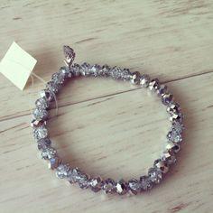 No. 15 / Jewelry Bracelet Accessory Fashion Design DIY Handmade Crafts 팔찌 쥬얼리 연예인팔찌 핸드메이드 원석쥬얼리
