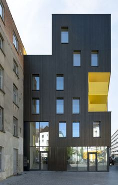 Flandre-Housing by B612 Associates http://www.archello.com/en/project/flandre-housing
