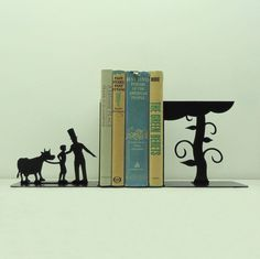'Jack And The Beanstalk' bookends