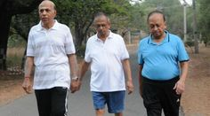 20-minute walk cuts risk of heart failure Men who get regular, moderate exercise, such as walking or cycling for 20 minutes daily, may have a lower risk of heart failure compared to those with the lowest and highest levels of activity, a new study has claimed. http://pressclubofindia.co.in/