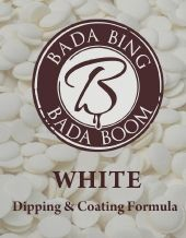 Bada Bing Bada Boom Dipping & Coating Formula - White