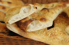 "Tired of ""regular italian Focaccia""? Have to try Fougasse"
