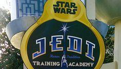 Jedi Training Academy at Disneyland Resort