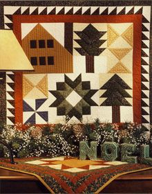 Thimbleberries Block by Block to Beautiful Quilts by Lynette Jensen