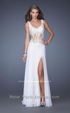 La Femme 19696 Dress - NewYorkDress.com