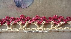 Kolay Zincir İşi Tığ Oyası Örneği : Easy Crochet Lace Chain Case Crochet Borders, Crochet Stitches, Crochet Fabric, Smocking, Crochet Projects, Crocheting, Blanket, Knitting, Youtube