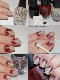 Zombie nails                                                                                                                                                                                 More