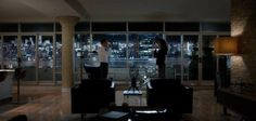 Harvey Specter's apartment... yes please!