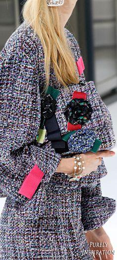 Chanel SS2017 Women's Fashion RTW | Purely Inspiration