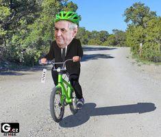 "3,879 To se mi líbí, 36 komentářů – TMBK (@tmbkofficial) na Instagramu: ""Miloš Zeman vyhrál první kolo. #zeman"" Bali, Humor, Bicycle, Youtube, Instagram, Bike, Bicycle Kick, Humour, Funny Photos"