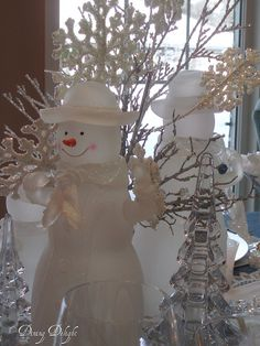 Mrs. Frosty by dining delight, via Flickr