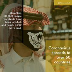 Corona Virus Virus AttachAustralia and Thailand reported their first deaths Sunday, while t Social Media Services, Social Media Pages, Dominican Republic, Czech Republic, South Korea, Iran, Thailand, Sunday, Health