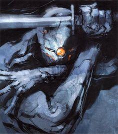 cyborg gray fox