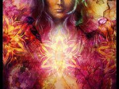 432 Hz Healing Female Energy ➤ Awaken The Goddess Within - Kundalini Ris. Meditation Musik, Kundalini Meditation, Tantra, How To See Aura, Reiki Music, Ascension Symptoms, Spiritual Wellness, Spiritual Health, Spiritual Quotes