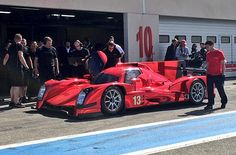 The Anglo-Swiss Rebellion Racing squad has started testing the 2015 version of its R-One World Endurance Championship challenger ahead of its debut in next month's Le Mans 24 Hours. RACER.com