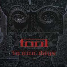 10,000 Days by Tool cover