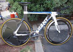 Team Giant-Shimano's Giant Trinity Advanced SL, Tour of California - 2014