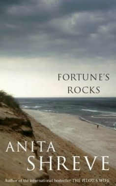Fortunes Rocks - one of my all time favourite reads. I love returning to this book over & over again & getting lost in it pages.