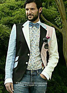 #collection #Fashion #gatsby inspirational Patchwork floral online www.comercialmoyano.com MadeinItaly WWW.OTTAVIONUCCIO.COM Bespoke Excelencia Bodas 2015