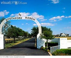 South Fork Ranch, Dallas, Texas