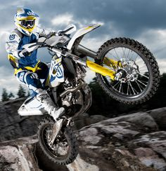 Husqvarna rolls out new MX, enduro bikes for 2014 Offroad And Motocross, Enduro Motocross, Atv, Ktm Dirt Bikes, Mx Bikes, Dirt Biking, Tron Light Cycle, Dirtbikes, Trail Riding