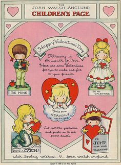 Valentine Page One by Wyld_Hare, via Flickr