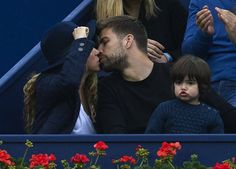 Pin for Later: Shakira and Gerard Piqué's Sweetest Moments Are Too Precious