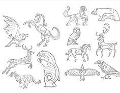 neo tribal designs