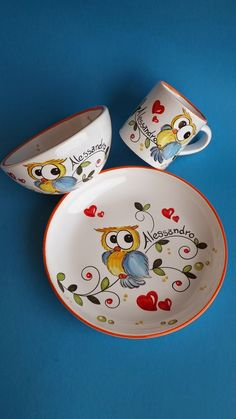 ceramica come mestiere: GUFI