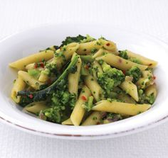Pasta with Broccoli and Lemon