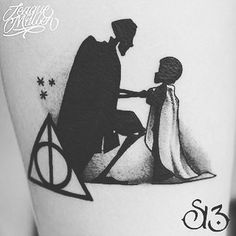 nice New Top 100 Harry Potter Tattoo | All the credits to @hogwartstattoo !! One of favorites!! #HogwartsTattoo | http://4develop.com.ua/new-top-100-harry-potter-tattoo-2/