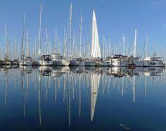 Germany - Heiligenhafen, marina by Jaap van 't Veen on 500px