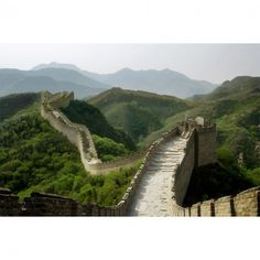 Great Wall of China Wall Mural $79.00 (http://www.majesticwallart.com/wall-murals/building-wall-murals/Great-Wall-of-China-Wall-Mural-Decal-Sticker-Art-Graphics-Wallpaper-Decor.htm)