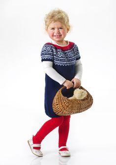 mariuskjole - Google-søk Fair Isle Knitting, Nordic Style, Straw Bag, Barn, Pattern, Kids, Inspiration, Inspire, Colour