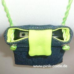 Macrame Ladekabel • Pink Castle, Diy Blog, Needlepoint, Manualidades, Wrap Around, Ad Home, Bags