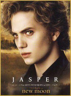 Jasper Hale #NewMoon