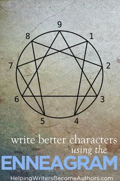 5 Ways to Use the Enneagram to Write Better Characters