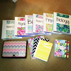 cute notebooks for school - Google Search