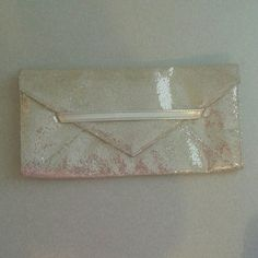 Victoria's Secret Victoria's Secret the sexiest on earth glittery silver clutch has been used a couple of times comes from a smoke free clean home Victoria's Secret Bags Clutches & Wristlets