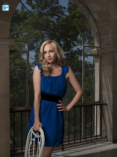 """The Vampire Diaries S1 Candice King as """"Caroline Forbes"""""""