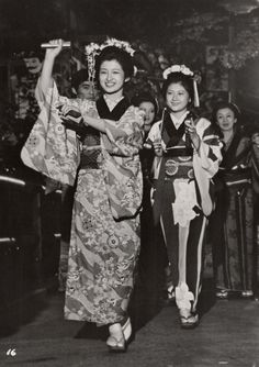 Japan.  Photo likely taken during mid-20th century
