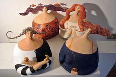 Le Donne Zodiaco (Cartapesta)
