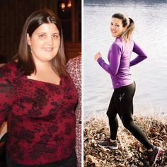 See SHAPE readers' weight loss transformations and get their tips for losing the weight and keeping it off.