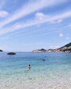 The perfect beach day ☀️🌊 #soacroatia #soatravels
