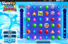 Match shining jewels and have fun playing the Cool Jewels free slot! The unique, jewel-themed Cool Jewels slot belongs to the WMS portfolio and has 6 reels and no traditional pay lines. Unstable, Shocking and Shattering Wilds, Bonus icons, enhancement features, up to 20 free spins. All these options will let you from more 4-symbol combinations and win cool prizes in this first-class game.
